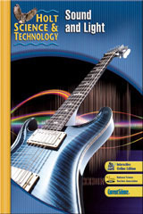 Holt Science & Technology  Interactive Textbook (O) Sound and Light-9780030958267