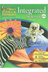 Holt Science & Technology: Integrated Science  Student Edition Level Green-9780030958700