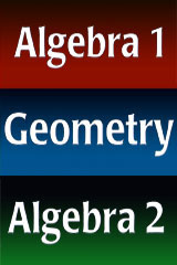 Holt Geometry  Homework and Practice Workbook-9780030961830