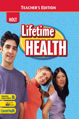 Lifetime Health Teacher's Edition
