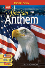 American Anthem, Modern American History  Teacher Edition-9780030994937