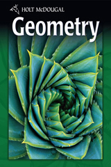 Holt McDougal Geometry  Student Edition-9780030995750