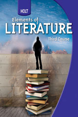 Holt Elements of Literature  The Holt Reader, Adapted Version Third Course-9780030996429