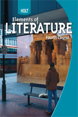 Holt Elements of Literature  The Holt Reader, Adapted Version Fourth Course-9780030996436