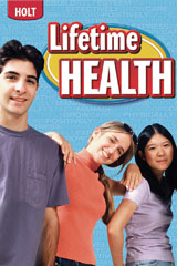 Holt Lifetime Health  Interactive Online Edition with Student One Stop CD-ROM-9780030997259