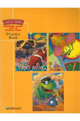 Collections © 2001  Practice Book, Volume 1 Grade 1-9780153178085