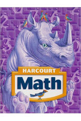 Harcourt Math  Math Jingles Audio CD Grades 3-4-9780153218071