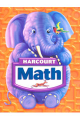 Harcourt Math  Literature Little Books (package of 6 titles) Grade K-9780153218897