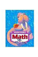 Harcourt School Publishers Math  Practice Workbook Student Edition Grade 3-9780153364754