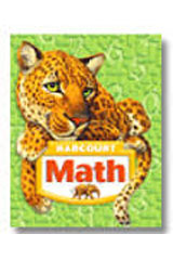 Harcourt School Publishers Math  Practice Workbook Student Edition Grade 5-9780153364778