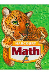 Harcourt Math  Intervention Skills Teacher's Guide with Copying Masters Grade 5-9780153368745