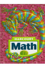 Harcourt Math  Intervention Problem Solving Workbook Grade 6-9780153368837