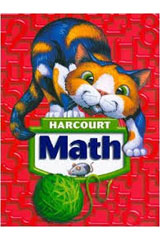 Harcourt Math  Intervention Skills CD-ROM, 30-Computer Pack Grade 2-9780153371622