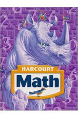 Harcourt Math  Intervention Skills CD-ROM, Single Computer Pack Grade 4-9780153385599