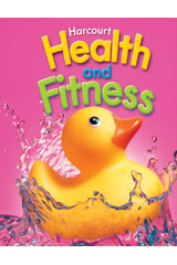 Harcourt Health & Fitness  Reader Pre-K The Dentist-9780153387753