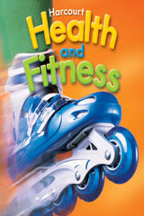 Harcourt Health & Fitness  Activity Book Grade 5-9780153390722
