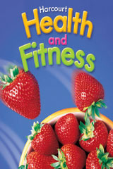 Harcourt Health & Fitness  Activity Book Grade 6-9780153390739