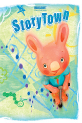 Storytown Student Edition Level 1-1