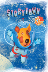 Storytown Student Edition Level 1-3
