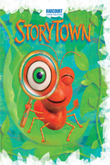 Storytown Student Edition Level 1-5