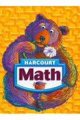Harcourt Math  Student Edition on CD-ROM Grade 1-9780153448546