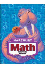 Harcourt Math  Student Edition on CD-ROM Grade 3-9780153448560