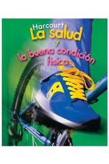 Harcourt Health & Fitness, Spanish  Student Edition Grade 1-9780153450716