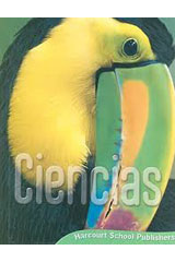 Harcourt Ciencias  Ediciones del maestro (Teacher Edition), Volume 1 Grade 3-9780153477003