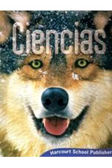 Harcourt Ciencias  Ediciones del maestro (Teacher Edition), Volume 3 Grade 4-9780153477065