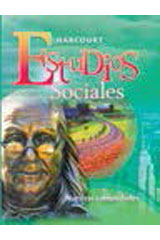 Harcourt Estudios Sociales  Assessment Program Grade 3-9780153497148