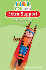 Storytown Extra Support Copying Masters Grade 2