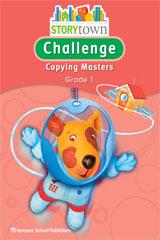 Storytown  Challenge Copying Masters Grade 1-9780153498909