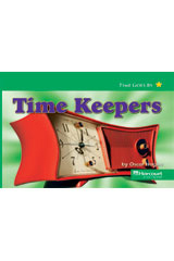 Harcourt Social Studies  Reader 6-pack Above-Level Grade K Time Keepers-9780153518775