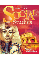 Harcourt Social Studies  One-Stop Planner for Teachers CD-ROM Grade 7 Ancient Civilizations-9780153519949