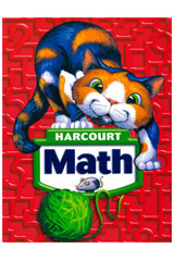 Harcourt School Publishers Math  Student Edition Grade 2-9780153522239