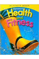 Harcourt Health & Fitness  Student Edition Grade 1-9780153551222