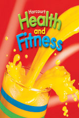 Harcourt Health & Fitness  Activity Book Grade 2-9780153551390