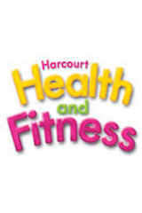 Harcourt Health & Fitness  Activity Book Grade 4-9780153551420