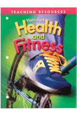 Harcourt Health & Fitness  Teaching Resources Grade 4-9780153551550
