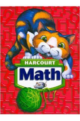 Harcourt School Publishers Math  Student Edition Unit Book Collection Grade 2-9780153599750