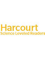 Harcourt Science Leveled Readers  Above Level Reader 5 Pack Sci 09 Grade 1 Land and Water-9780153625190
