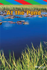 Storytown  ELL Reader Teacher's Guide Grade K At the Pond-9780153627293