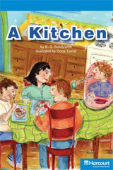 Storytown  Readers Teacher's Guide On-Level Kitchen-9780153627644