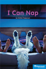 Storytown  Readers Teacher's Guide On-Level I Can Nap-9780153627682