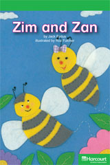 Storytown  Readers Teacher's Guide Above-Level Bess and Zan-9780153628160