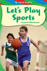 Storytown  ELL Reader Teacher's Guide Grade 2 Let's Play Sports-9780153628580