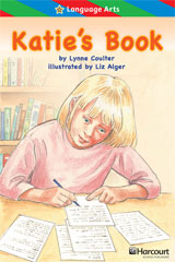 Storytown  ELL Reader Teacher's Guide Grade 2 Katie's Book-9780153628689