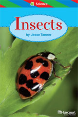Storytown  ELL Reader Teacher's Guide Grade 2 Insects-9780153628757