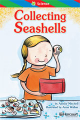 Storytown  ELL Reader Teacher's Guide Grade 2 Collecting Seashells-9780153628801