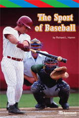 Storytown  ELL Reader Teacher's Guide Grade 4 Sport of Baseball-9780153629143